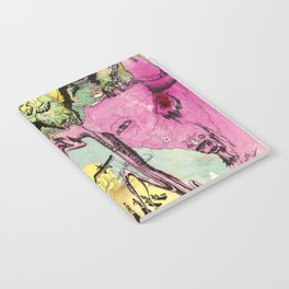 #102 Colombia, Vultures Everywhere Notebook