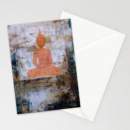 Buddha Mandala Stationery Cards