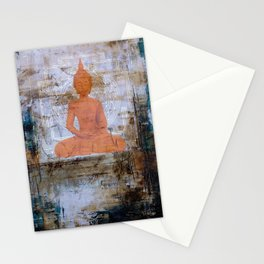 Buddha Mandala Stationery Cards