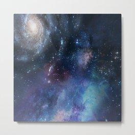 Space Design Metal Print