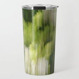 Green Hue Realm Travel Mug