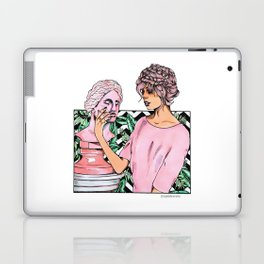 POR AMOR AL ART II Laptop & iPad Skin
