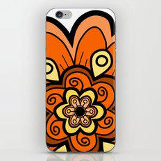 Flower 23 iPhone & iPod Skin