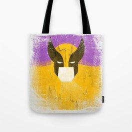 Logan grunge Tote Bag