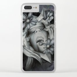 Chaotic Disorders Clear iPhone Case