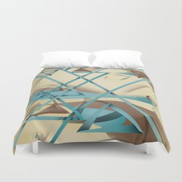 Abstractionist – Devoid of Reason Duvet Cover