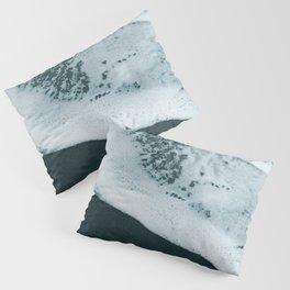 Ocean Wave Pillow Sham