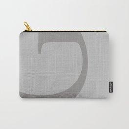 Grey #society6 #decor #buyart Carry-All Pouch