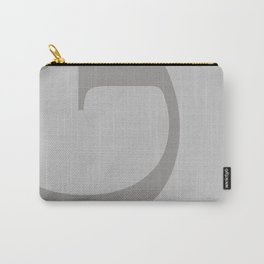 Grey #society6 #decor #buyart Carry-All Pouch