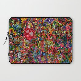 Planetary Funk Laptop Sleeve
