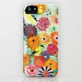Goldfinches iPhone Case
