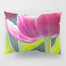 Tulip Bouquet Spring Atmosphere #decor #society6 #buyart Pillow Sham