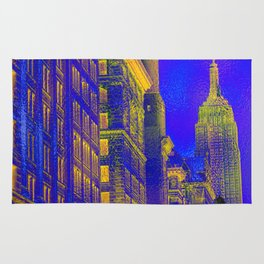 New York by Lika Ramati Rug