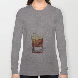 Whiskey Langarmshirt