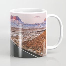 Monument Valley Sunrise Coffee Mug