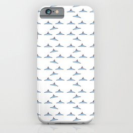 Flying saucer 1 iPhone Case
