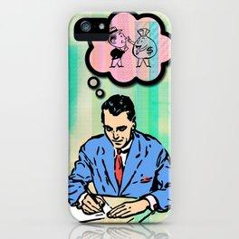Arrumado iPhone Case