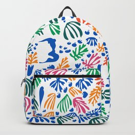 Matisse Colorful Pattern #1 Backpack