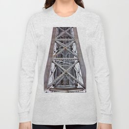 Bridge over the River Douro Long Sleeve T-shirt