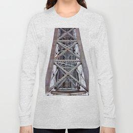 Bridge over the River Douro Long Sleeve T-shirt