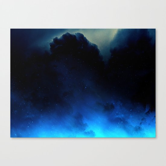 Magical Mana Canvas Print