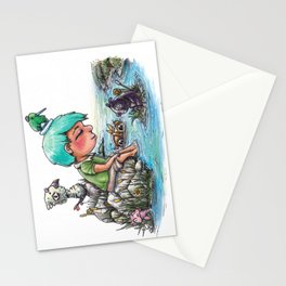By the River's Edge Stationery Cards