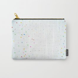 Confetti Falling Carry-All Pouch
