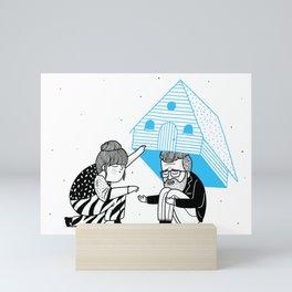 Oblivions Mini Art Print