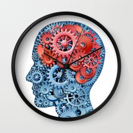 Smart Psychology Wall Clock