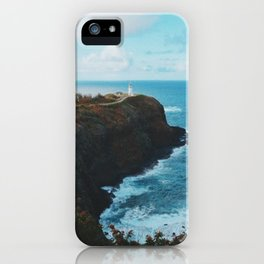 Kilauea Lighthouse iPhone Case