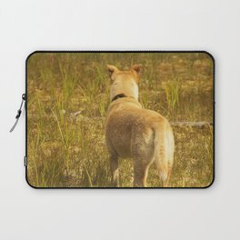 What does Maisie see? Laptop Sleeve