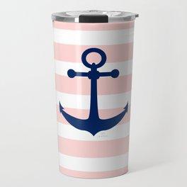 AFE Nautical Navy Ship Anchor Travel Mug