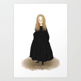 alouette Art Print