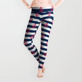 Sailor Stripes Leggings