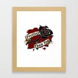 Toreador Pride II Framed Art Print