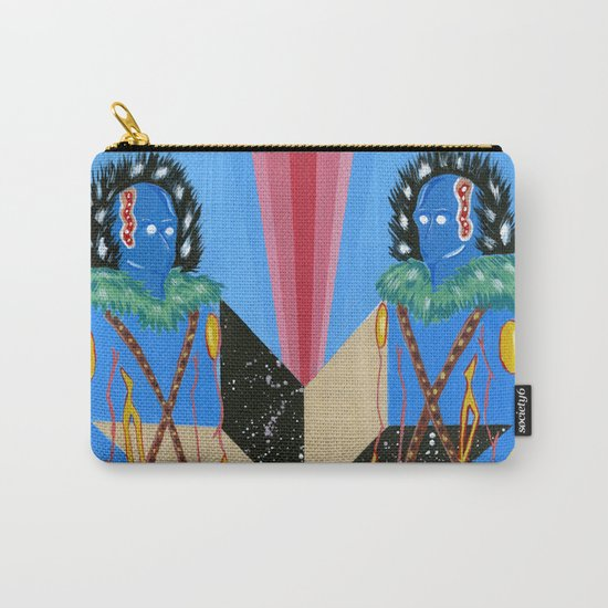 SPACE GODS Carry-All Pouch
