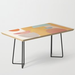 Modern Abstract Art 70 Coffee Table