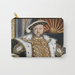 Henry VIII portrait Carry-All Pouch