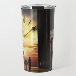 Until The End Of Time Travel Mug