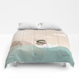 TSHAKAPESH Comforters