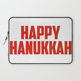 Happy Hanukkah Laptop Sleeve