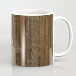 Australian Walnut Wood Coffee Mug