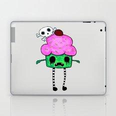 Zombie Cuppy Wants Your Brainz Laptop & iPad Skin