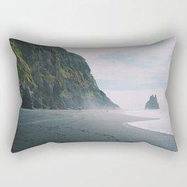 Reynisfjara I Rectangular Pillow
