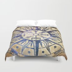 See the Way Duvet Cover