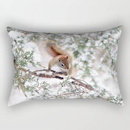 Seed Raider Rectangular Pillow