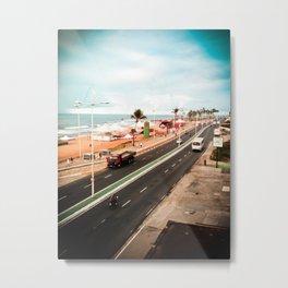 Salvador / Brazil Metal Print