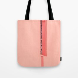 Between Light And Shadow Tote Bag