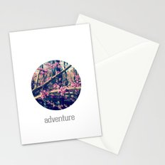 A D V E N T U R E Stationery Cards