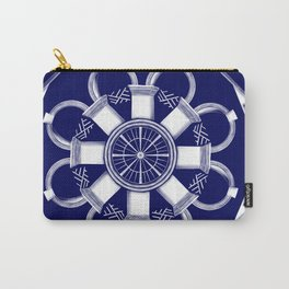 Jefferson Mandala 0001 Carry-All Pouch
